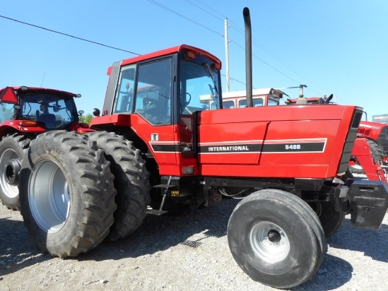 1982 Ih 5488 Tractors For Sale At Equipmentlocatorcom